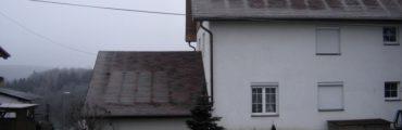 Rodinný dům, nadkrokevní zateplení