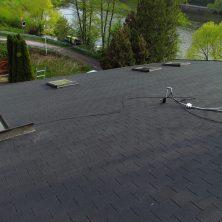 Střecha z asfaltových šindelů – Skochovnice