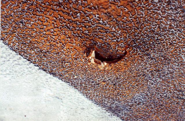 Stříkaný polyuretanový střešní plášť